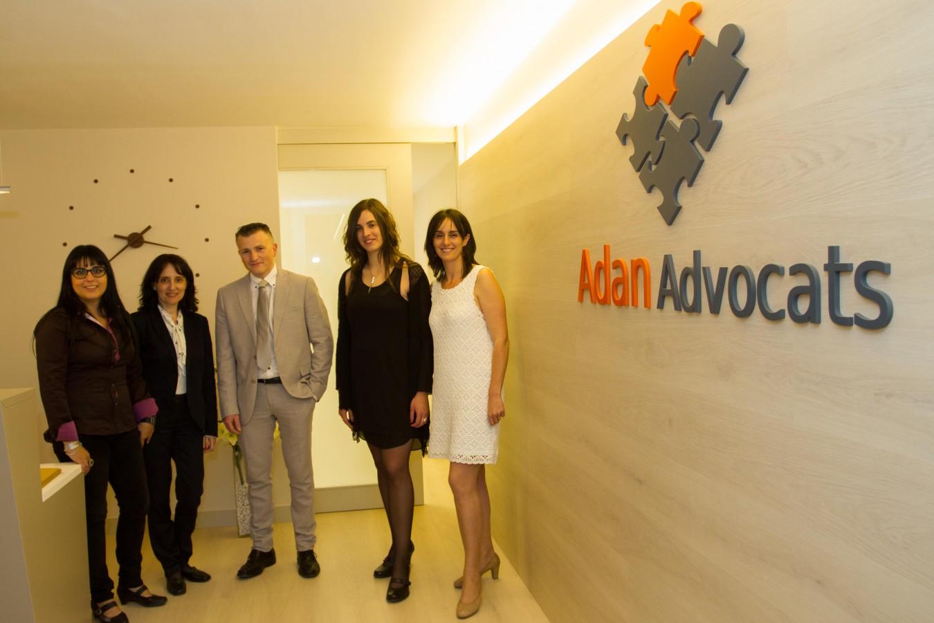 Adan Advocats estrena sedes en Vic y Barcelona
