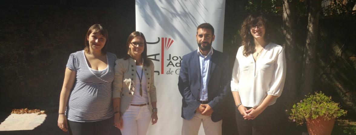 Nova Junta de Joves Advocats de Catalunya