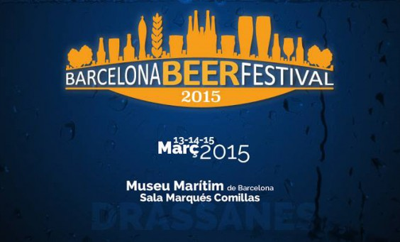 Barcelona Beer Festival, cartel 2015